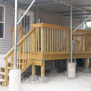 Deck Work and Repairs