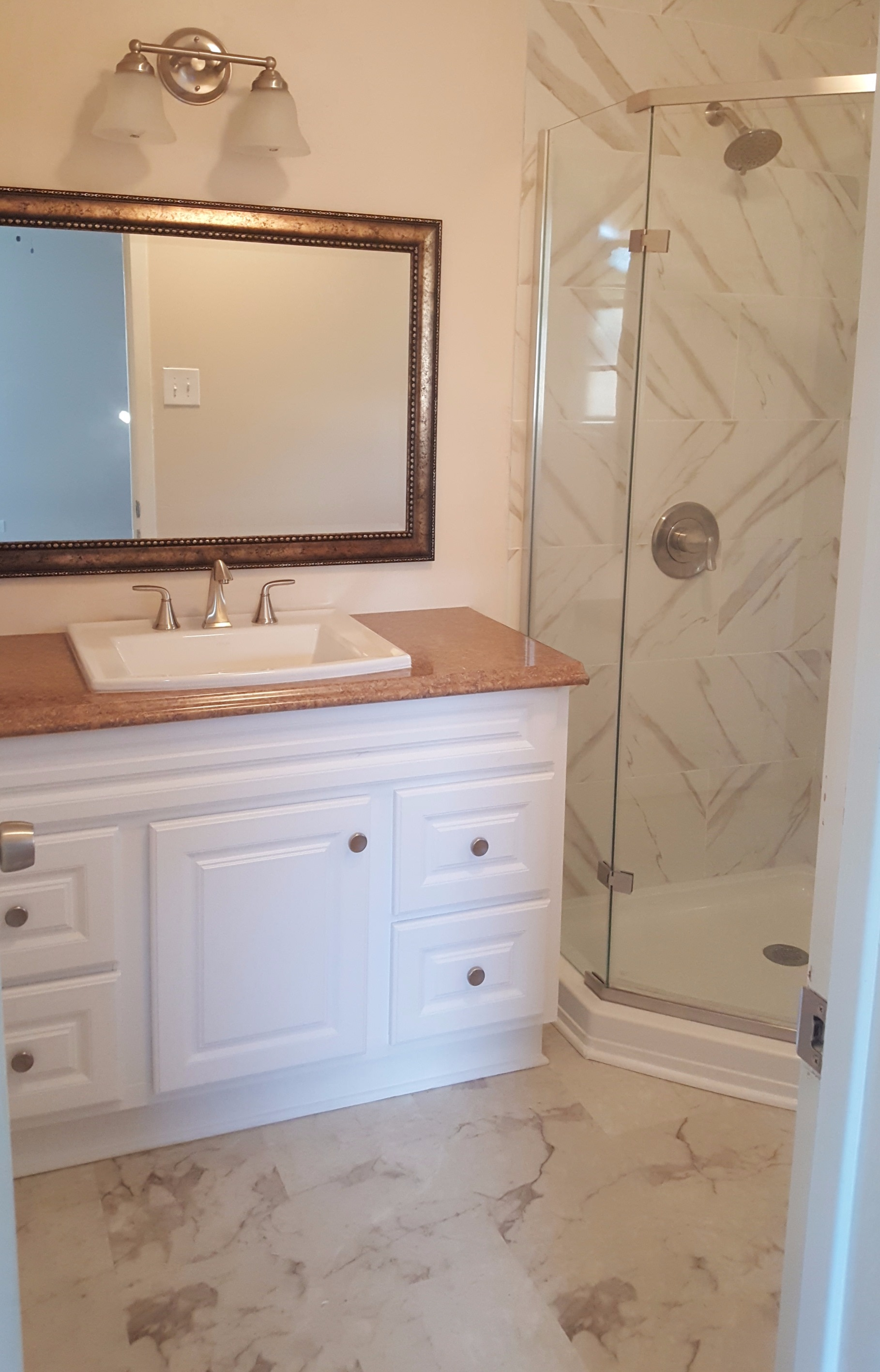 Bathroom remodeling for Bathroom home improvement
